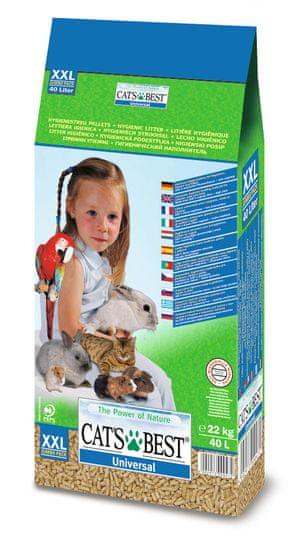 JRS stelja za mačke Cats Best Universal, 40 l - Odprta embalaža
