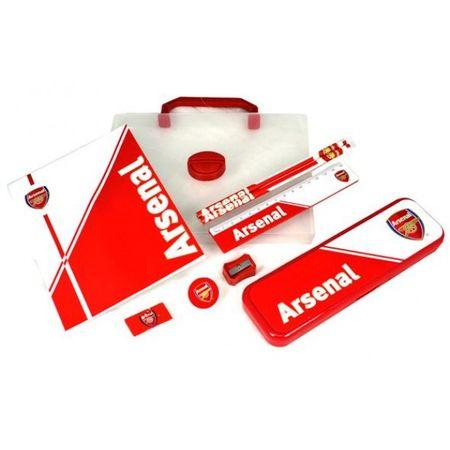 Arsenal set šolskih potrebščin - 8-delni (4195)