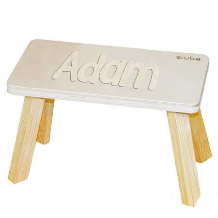 CUBS Stolička se jménem přírodní Adam