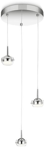 Philips Závěsné LED svítidlo Cypress 53223/11/16