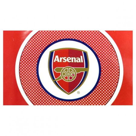 Arsenal zastava 152x91 (5024)