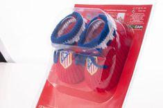 Atletico Madrid copati za novorojenčke (4299)