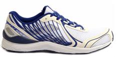 TrekSta tekaški športni copati Marathon, moški, belo-modri