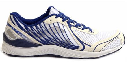 TrekSta tekaški športni copati Marathon, moški, belo-modri, 47