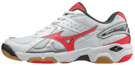 Mizuno Wave Twister 4 White/Diva Pink/Dark Shadow 6,5 (40)