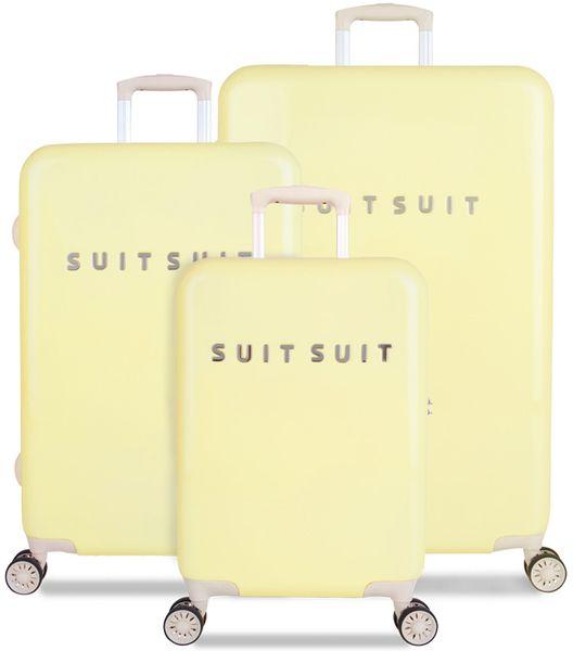 SuitSuit Sada cestovních kufrů Fabulous Fifties Mango Cream