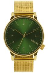 Komono Winston Royale Gold-Green