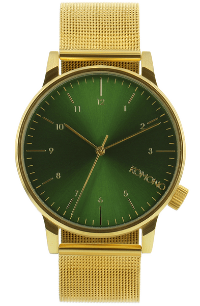 Komono Winston Royale Gold-Green