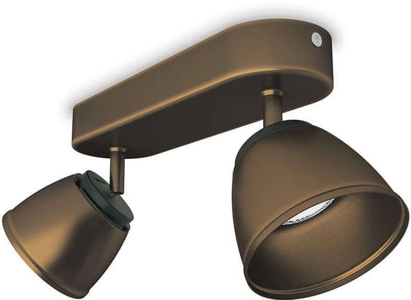 Philips bodové LED svítidlo County 53352/06/16