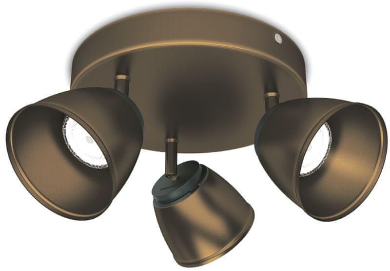 Philips bodové LED svítidlo County 53353/06/16