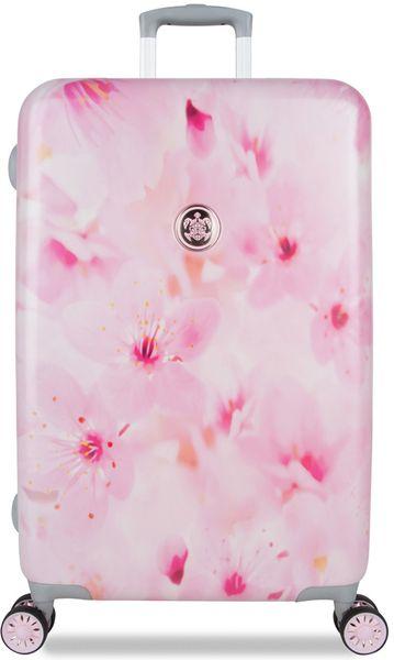 """SuitSuit Cestovní kufr Botanica Blossom """"M"""""""