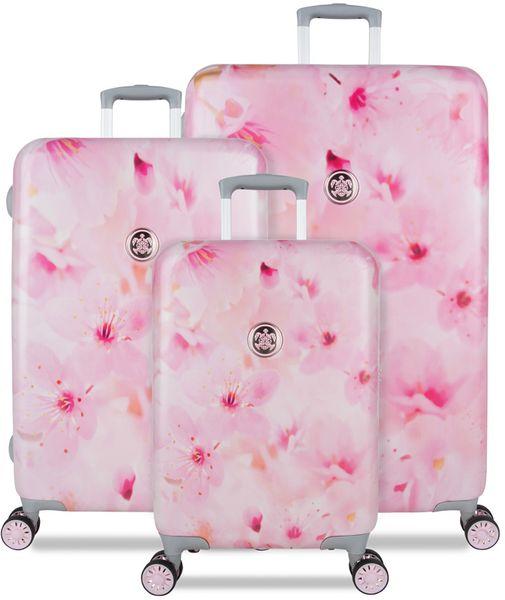 SuitSuit Sada cestovních kufrů Botanica Blossom
