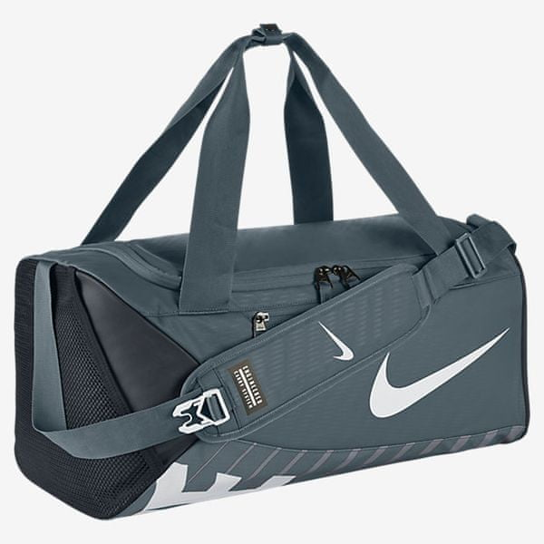 Nike Alpha Adapt Crossbody Duffel Small Grey