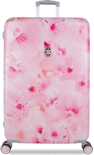 """SuitSuit Cestovní kufr Botanica Blossom """"L"""""""
