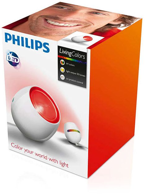 Philips Stolní LED lampa Living Colors 70018/31/PH