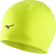 Mizuno czapka do biegania Breath Thermo Pip Safety Yellow