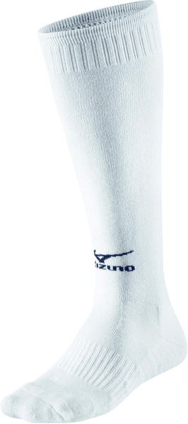 Mizuno Comfort V Sock Long White/Navy L