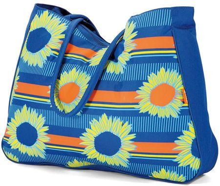 REAbags Letni taška Benzi BZ4536 modrá