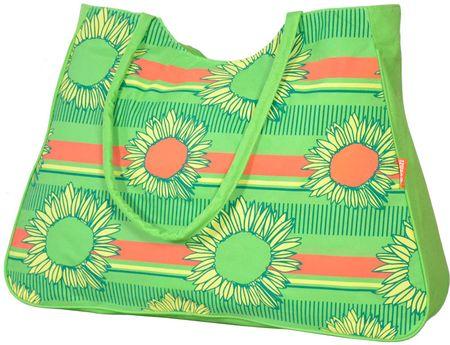 REAbags Letni taška Benzi BZ4536 zelená