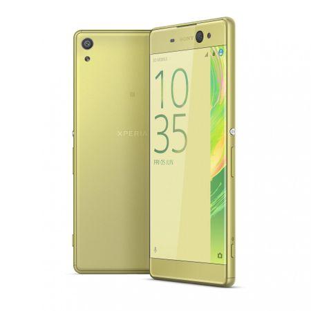 SONY Xperia XA Ultra, Limetkovo zlatá