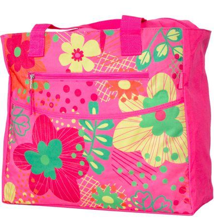 REAbags Letní taška Benzi BZ4216 růžová