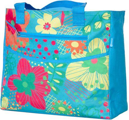 REAbags Letní taška Benzi BZ4216 modrá