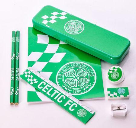 Celtic set šolskih potrebščin - 8 delni (4025)