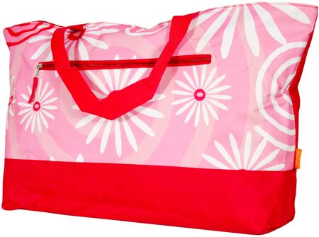 REAbags Letná taška Benzi BZ3210 červená