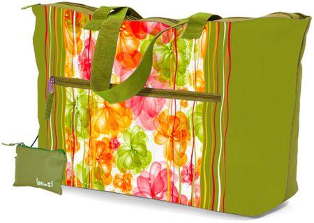 REAbags Letní taška Benzi BZ4473 zelená