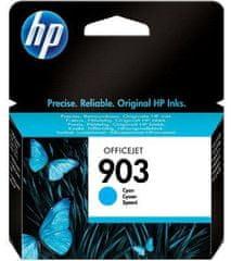 HP kartuša 903, cyan (T6L87AE)