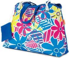 REAbags Letní taška Benzi BZ4220 modrá