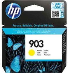 HP 903 žlutá originální inkoustová kazeta (T6L95AE)