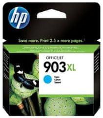 HP 903 XL, azurová (T6M03A)