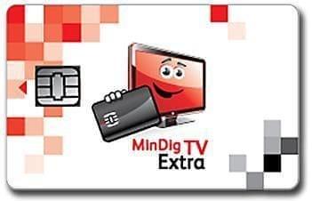 MindigTV Alapcsomag kártya 12 hónap előre fizetett
