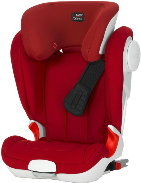 Britax Römer KIDFIX XP SICT 2017, Flame Red