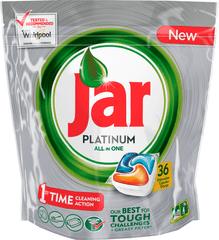 Jar kapsle Platinum Orange 36 ks