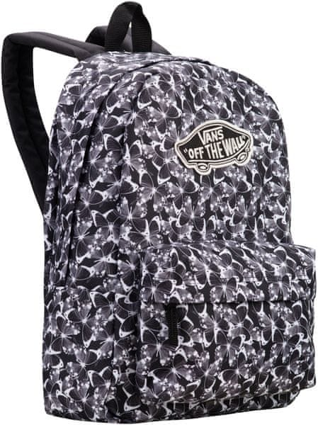 Vans W Realm Backpack Butterfly Black OS