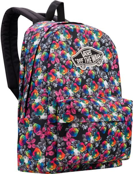 Vans W Realm Backpack Rainbow Floral OS