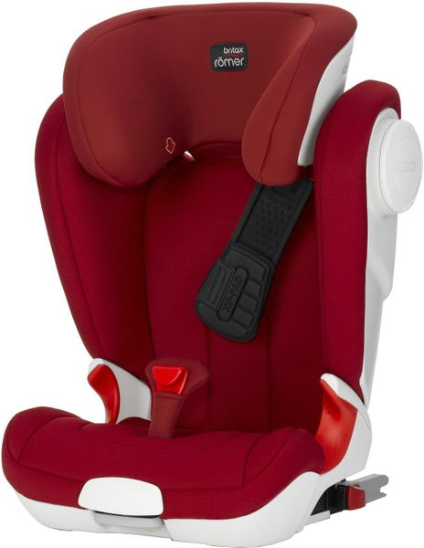 Römer KIDFIX II XP SICT 2017, Flame Red