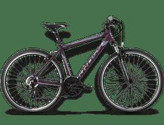 KROSS rower crossowy Evado 1.0 ciemny fiolet mat