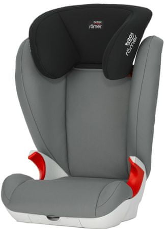 Britax Römer KID II 2018, Steel Grey