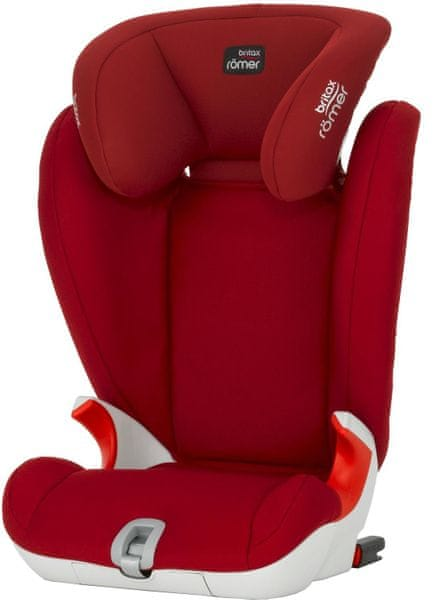 Römer KIDFIX SL 2017, Flame Red