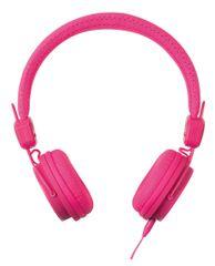 Buxton słuchawki nauszne BHP 8620, różowy