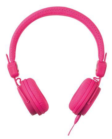 Buxton BHP 8620 Fejhallgató, Rózsaszín