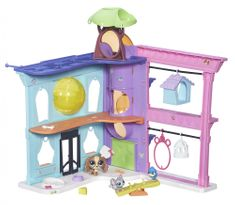 Littlest Pet Shop Sklep zwierzaków (B5478)