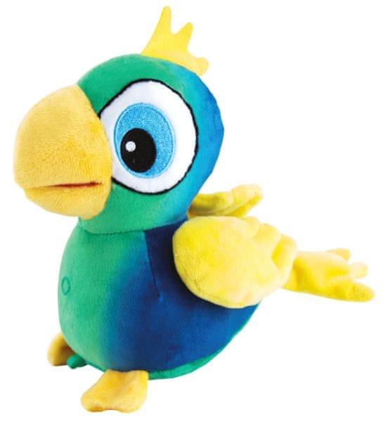 Mikro hračky Mluvící papoušek Benny