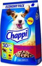 Chappi sucha karma dla psa z wołowiną, drobiem i warzywami - 9 kg