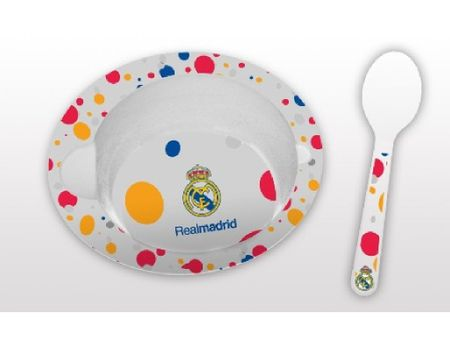 Real Madrid jedilni set (4260)