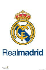 Real Madrid grb poster (4886)