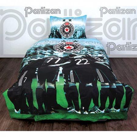 FK Partizan posteljnina 140x200 (5849)